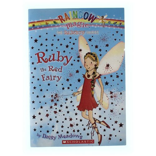 Book: Ruby the Red Fairy at up to 95% Off - Swap.com