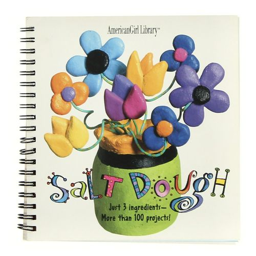 Book: Salt Dough at up to 95% Off - Swap.com