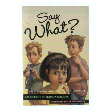 Book: Say What? for Sale on Swap.com