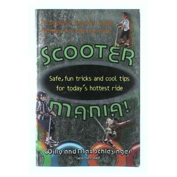 Book: Scooter Mania! for Sale on Swap.com