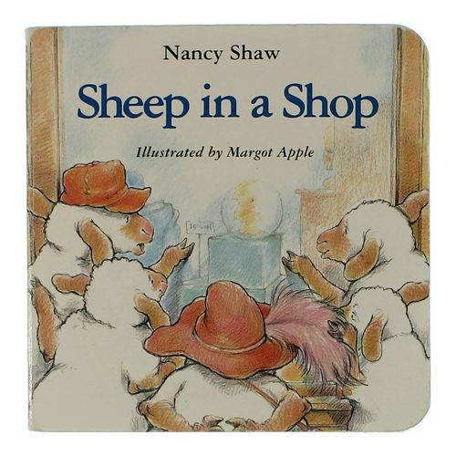 Book: Sheep in a Shop at up to 95% Off - Swap.com