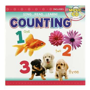 Book: Sing... Read... Learn! Counting for Sale on Swap.com