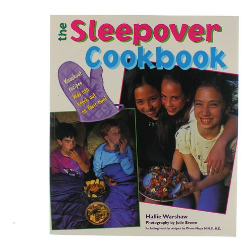 Book: Sleepover Cookbook at up to 95% Off - Swap.com
