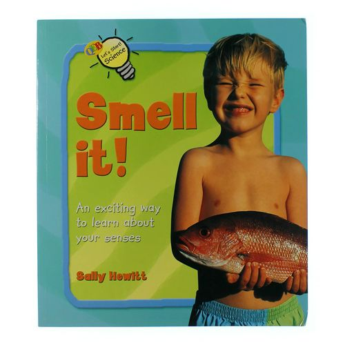 Book: Smell It! at up to 95% Off - Swap.com