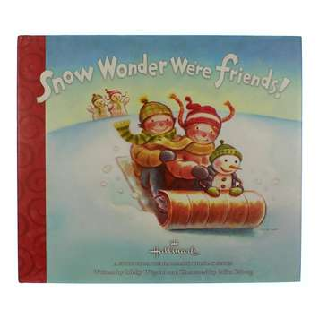 Book: Snow Wonder We're Friends! for Sale on Swap.com