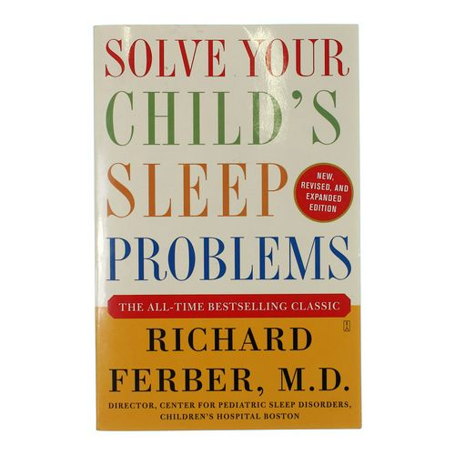 Book: Solve Your Child's Sleep Problems at up to 95% Off - Swap.com