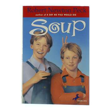 Book: Soup for Sale on Swap.com