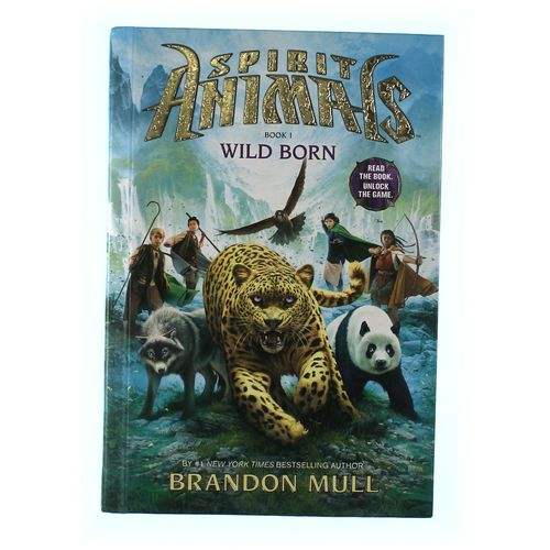 Book: Spirit Animals: Wild Born at up to 95% Off - Swap.com