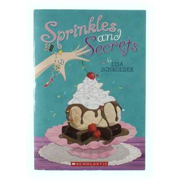 Book: Sprinkles and Secrets for Sale on Swap.com
