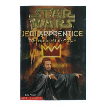 Book: Star Wars Jedi Apprentice #4: The Mark of the Crown for Sale on Swap.com