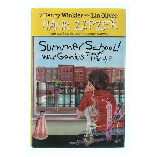 Book: Summer School! What Genius Thought That Up? at up to 95% Off - Swap.com
