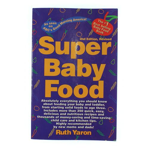 Book: Super Baby Food at up to 95% Off - Swap.com