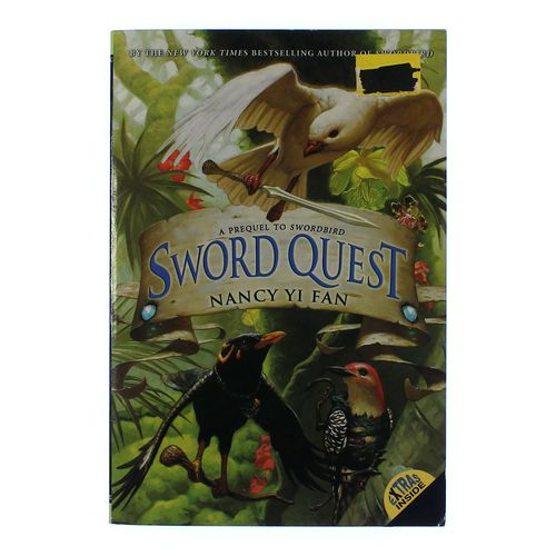 Book: Sword Quest at up to 95% Off - Swap.com