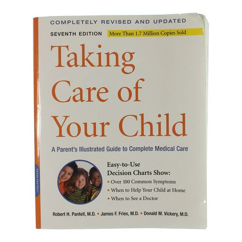 Book: Taking Care Of Your Child at up to 95% Off - Swap.com