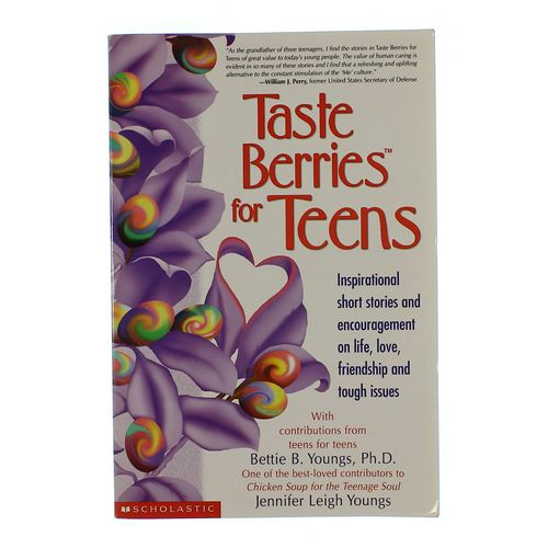 Book: Taste Berries For Teens at up to 95% Off - Swap.com