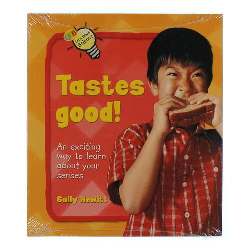 Book: Tastes Good! at up to 95% Off - Swap.com