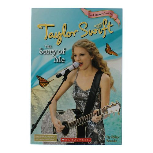 Book: Taylor Swift: The Story of Me at up to 95% Off - Swap.com