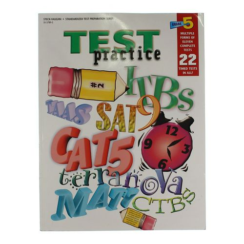 Book: Test Practice at up to 95% Off - Swap.com