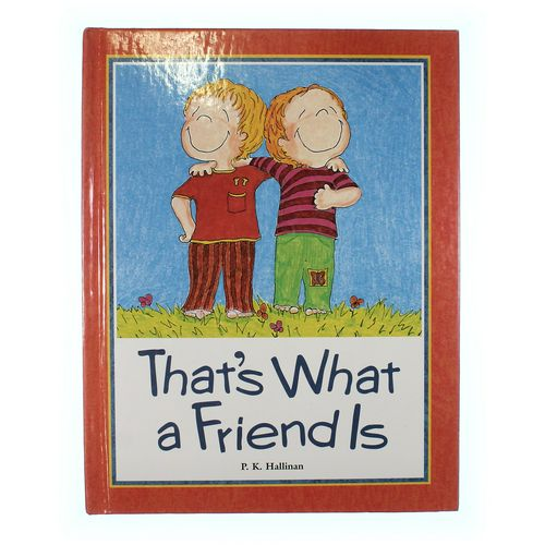 Book: That's What A Friend Is at up to 95% Off - Swap.com