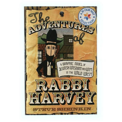Book: The Adventures of Rabbi Harvey at up to 95% Off - Swap.com