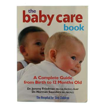 Book: The Baby Care Book for Sale on Swap.com