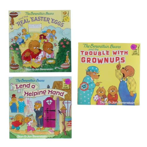 Book: The Berenstain Bears Book Set at up to 95% Off - Swap.com