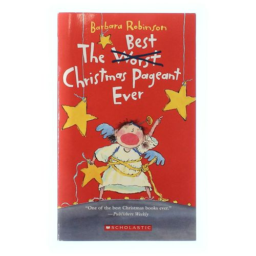 Book: The Best Christmas Pageant Ever at up to 95% Off - Swap.com