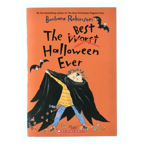 Book: The Best Halloween Ever at up to 95% Off - Swap.com