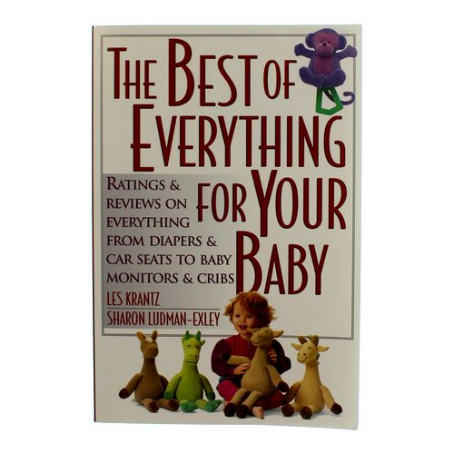 Book: The Best of Everything For Your Baby at up to 95% Off - Swap.com