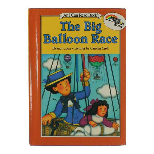 Book: The Big Balloon Race at up to 95% Off - Swap.com