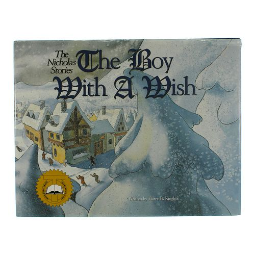 Book: The Boy With A Wish at up to 95% Off - Swap.com
