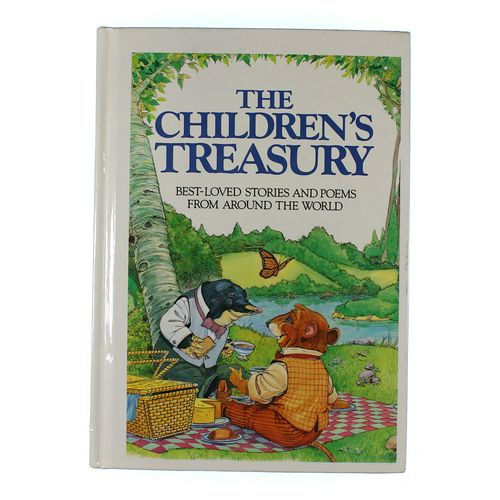 Book: The Children's Treasury at up to 95% Off - Swap.com