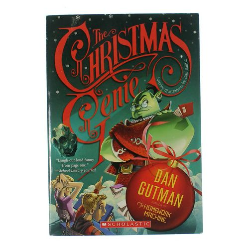 Book: The Christmas Genie at up to 95% Off - Swap.com