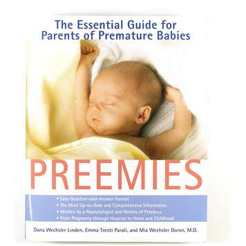 Book: The Essential Guide for Parents of Premature Babies for Sale on Swap.com