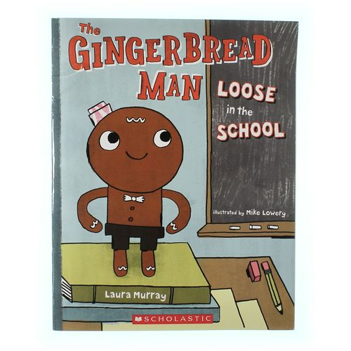 Book: The Gingerbread Man Loose in the School at up to 95% Off - Swap.com