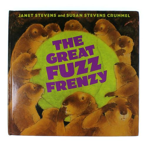 Book: The Great Fuzz Frenzy at up to 95% Off - Swap.com