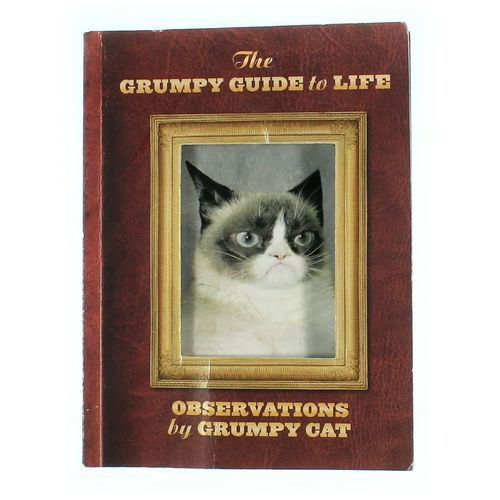 Book: The Grumpy Guide to Life at up to 95% Off - Swap.com