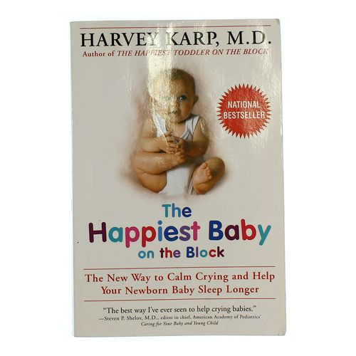 Book: The Happiest Baby on the Block at up to 95% Off - Swap.com