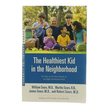 Book: The Healthiest Kid in the Neighborhood for Sale on Swap.com