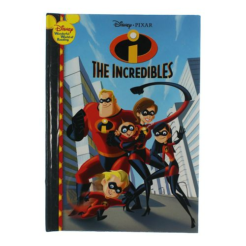 Book: The Incredibles at up to 95% Off - Swap.com