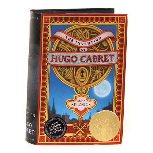 Book: The Invention of Hugo Cabret at up to 95% Off - Swap.com