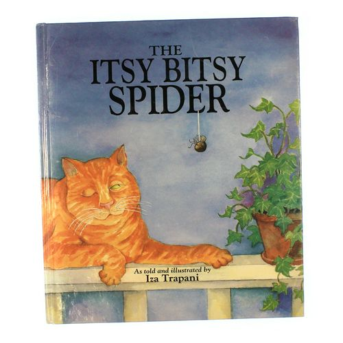 Book: The Itsy Bitsy Spider at up to 95% Off - Swap.com