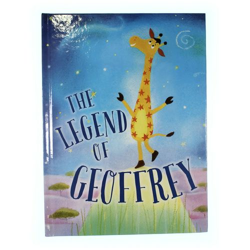 Book: The Legend Of Geoffrey at up to 95% Off - Swap.com