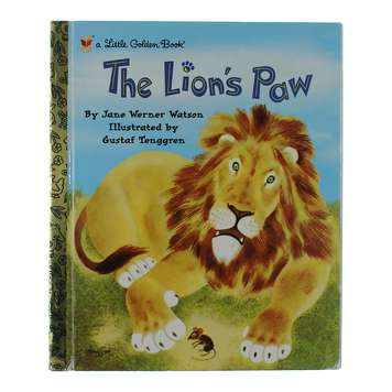 Book: The Lion's Paw for Sale on Swap.com