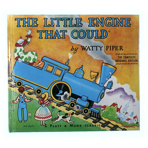 Book: The Little Engine That Could at up to 95% Off - Swap.com