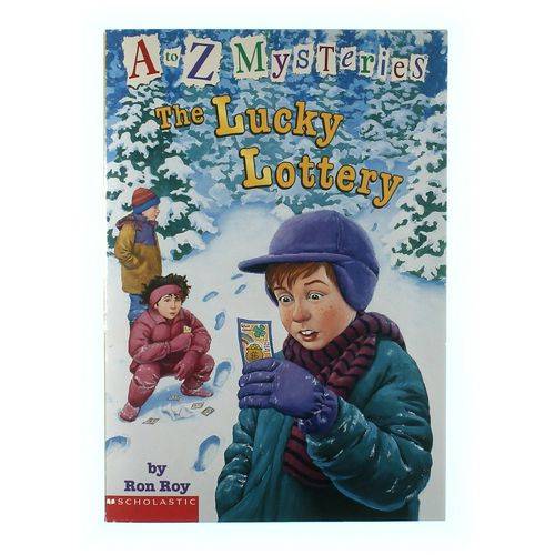 Book: The Lucky Lottery at up to 95% Off - Swap.com