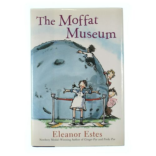 Book: The Moffat Museum at up to 95% Off - Swap.com