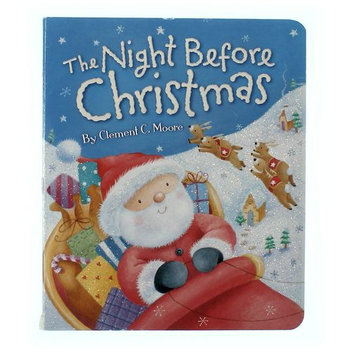 Book: The Night Before Christmas at up to 95% Off - Swap.com