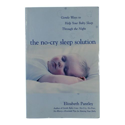 Book: The No-Cry Sleep Solution at up to 95% Off - Swap.com