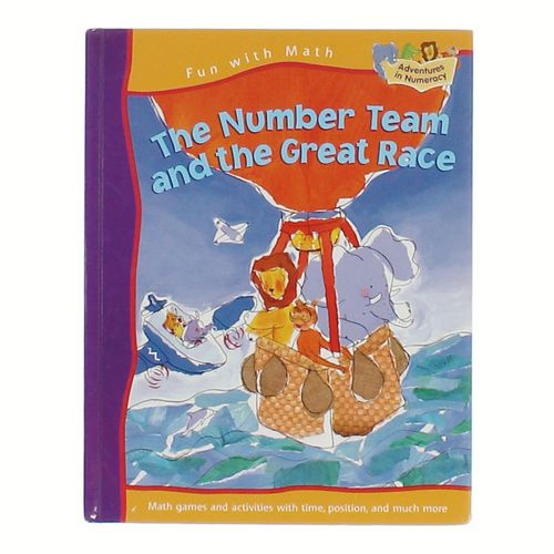 Book: The Number Team and the Great Race at up to 95% Off - Swap.com